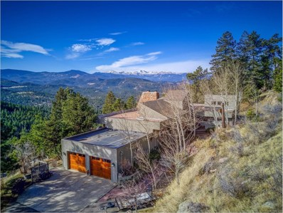 5372 Abbey Road, Evergreen, CO 80439 - #: 8852349