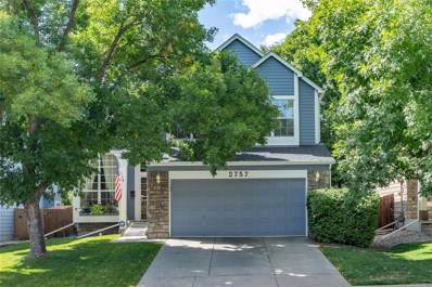 2757 Utica Street, Denver, CO 80212 - MLS#: 8852658