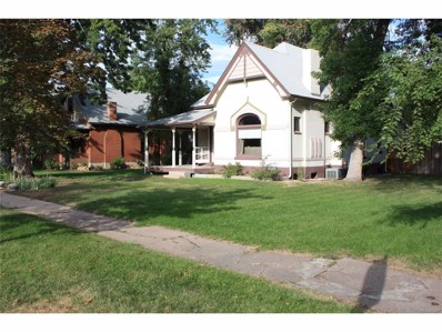 836 S Logan Street, Denver, CO 80209 - MLS#: 8856567