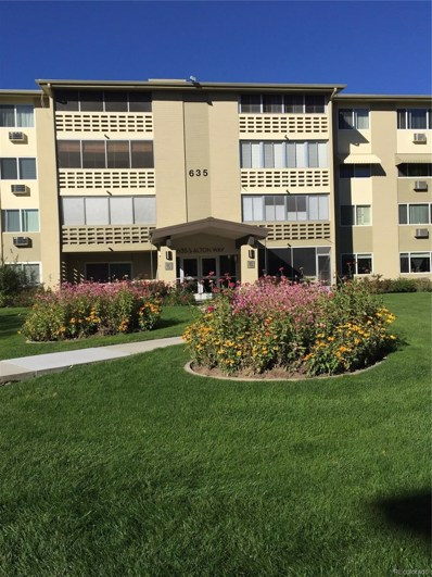 635 S Alton Way UNIT 5C, Denver, CO 80247 - #: 8860103