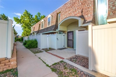 1360 S Idalia Street UNIT B, Aurora, CO 80017 - #: 8860451