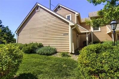13306 E Asbury Drive, Aurora, CO 80014 - MLS#: 8863905