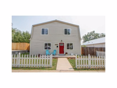 2462 Depew Street, Edgewater, CO 80214 - MLS#: 8864425