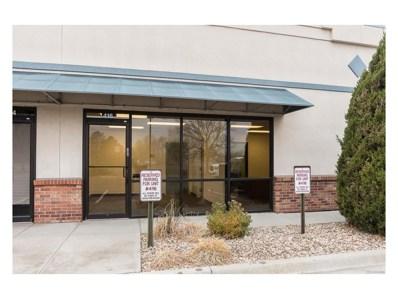 416 Norfolk Street, Aurora, CO 80011 - MLS#: 8865847