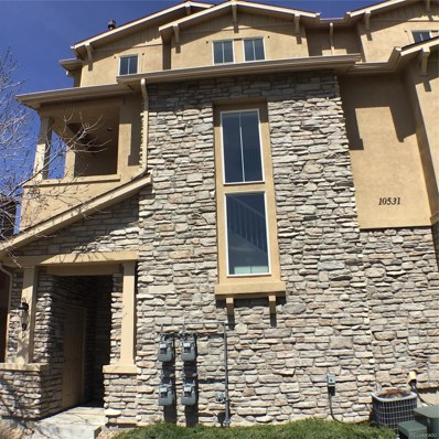 10531 Ashfield Street UNIT D, Highlands Ranch, CO 80126 - MLS#: 8866922
