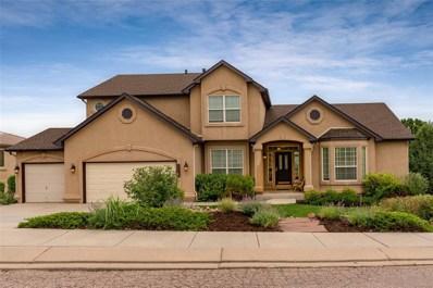 4555 Seton Hall Road, Colorado Springs, CO 80918 - MLS#: 8868475