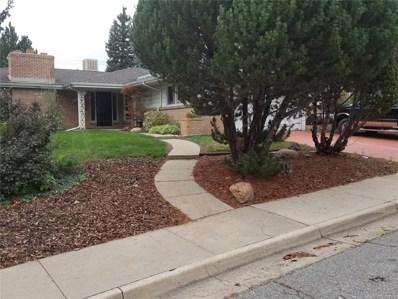 2721 S Eaton Way, Denver, CO 80227 - MLS#: 8870760