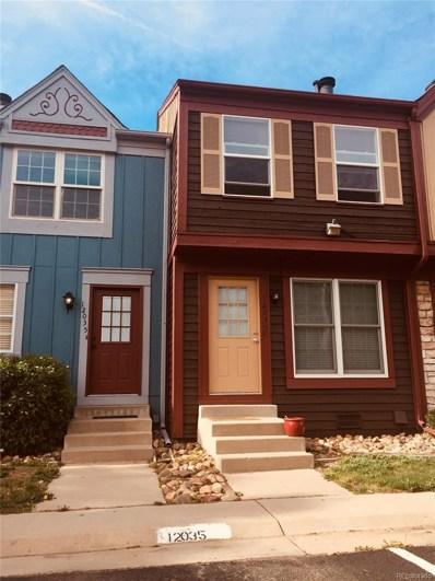 12037 E Hoye Drive, Aurora, CO 80012 - MLS#: 8871111