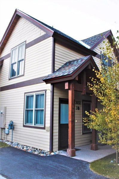302 N Main Street UNIT 3B, Breckenridge, CO 80424 - MLS#: 8872534