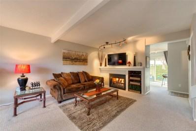 12655 W Bayaud Avenue UNIT 43, Lakewood, CO 80228 - #: 8873381