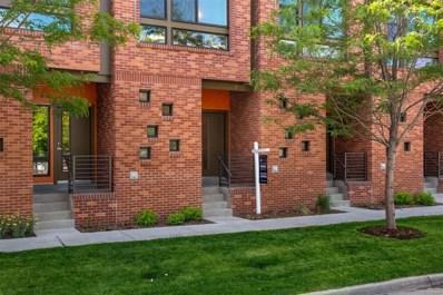 2200 Tremont Place UNIT 7, Denver, CO 80205 - #: 8876047