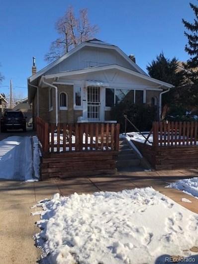 556 S Sherman Street, Denver, CO 80209 - MLS#: 8879177