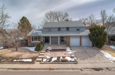 7692 E Bates Drive, Denver, CO 80231 - #: 8884918