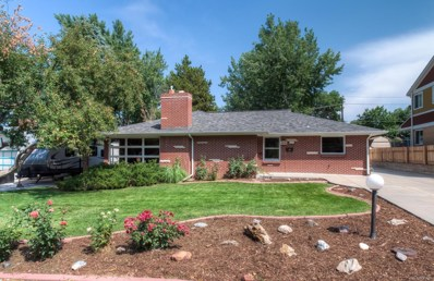 4170 Carr Street, Wheat Ridge, CO 80033 - #: 8889089