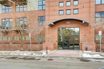 1860 Washington Street UNIT 209, Denver, CO 80203 - MLS#: 8889141