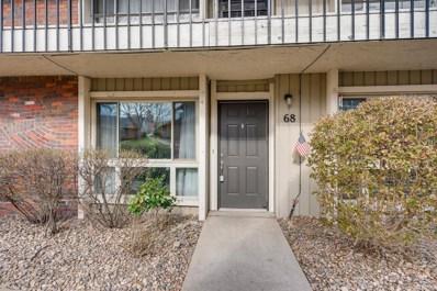 6495 E Happy Canyon Road UNIT 68, Denver, CO 80237 - #: 8905310