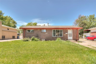2641 Worchester Street, Aurora, CO 80011 - #: 8906644