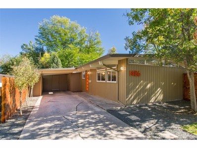 1486 S Elm Street, Denver, CO 80222 - MLS#: 8906766