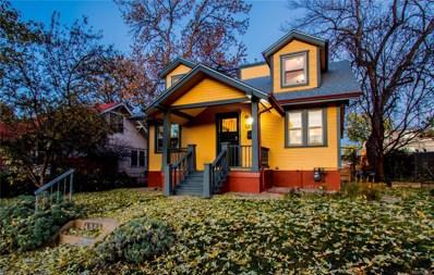 4384 Xavier Street, Denver, CO 80212 - MLS#: 8908312