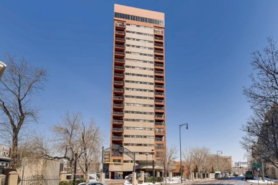 100 Park Avenue UNIT 602, Denver, CO 80205 - MLS#: 8909173