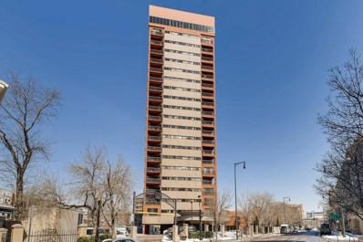 100 Park Avenue UNIT 602, Denver, CO 80205 - #: 8909173