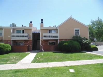 3320 S Ammons Street UNIT 104, Lakewood, CO 80227 - MLS#: 8909553