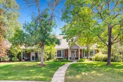 6137 E Princeton Avenue, Cherry Hills Village, CO 80111 - #: 8912267