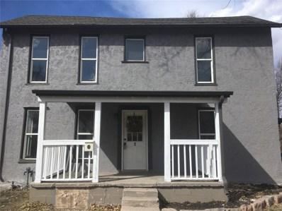 646 Maple Street, Colorado Springs, CO 80903 - #: 8914520