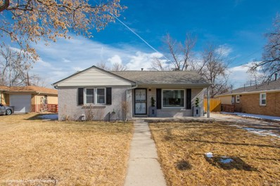5500 Dudley Court, Arvada, CO 80002 - #: 8914743