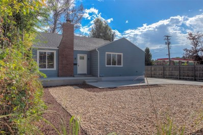 3850 Harlan Street, Wheat Ridge, CO 80033 - MLS#: 8915664