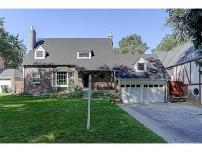 1141 Oneida Street, Denver, CO 80220 - MLS#: 8918325