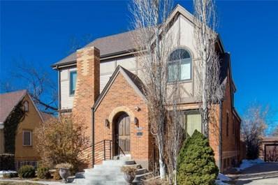 1617 Glencoe Street, Denver, CO 80220 - #: 8922630