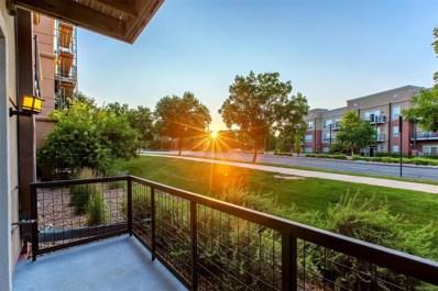 5677 S Park Place UNIT 106C, Greenwood Village, CO 80111 - MLS#: 8923307