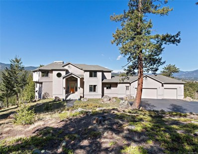 7260 S Frog Hollow Lane, Evergreen, CO 80439 - #: 8924232