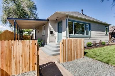 3911 Adams Street, Denver, CO 80205 - MLS#: 8926108