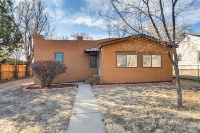 910 S Institute Street, Colorado Springs, CO 80903 - MLS#: 8931178