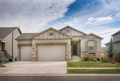 7031 Thorn Brush Way, Colorado Springs, CO 80923 - MLS#: 8931601