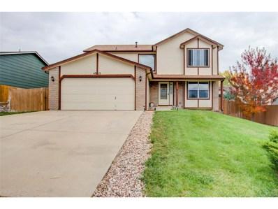 4915 Wilkin Drive, Colorado Springs, CO 80911 - MLS#: 8932138