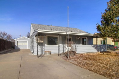 5203 E 60th Way, Commerce City, CO 80022 - MLS#: 8933144
