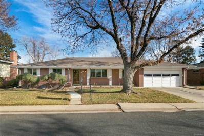2676 S Leyden Street, Denver, CO 80222 - MLS#: 8938113
