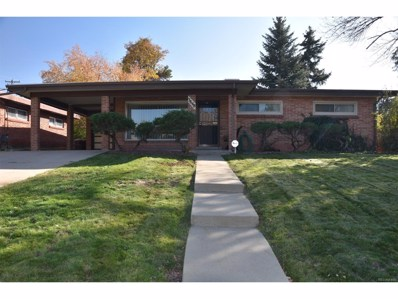 3648 Shaw Boulevard, Westminster, CO 80031 - MLS#: 8939628