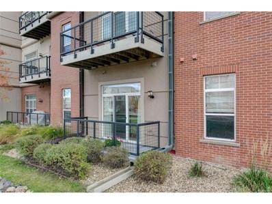 5677 S Park Place UNIT 106C, Greenwood Village, CO 80111 - MLS#: 8941013