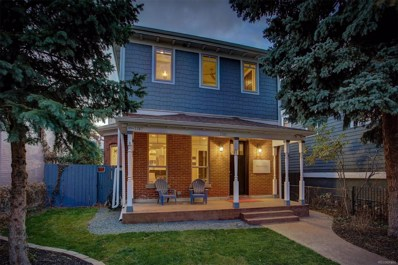 1745 N Emerson Street, Denver, CO 80218 - MLS#: 8942612