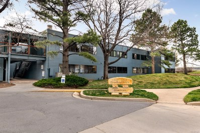 1596 Bradley Drive UNIT 105C, Boulder, CO 80305 - MLS#: 8946712