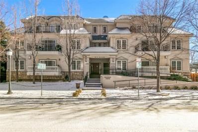 40 S Madison Street UNIT 201, Denver, CO 80209 - MLS#: 8948255