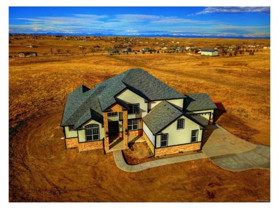 3443 Antelope Ridge Trail, Parker, CO 80138 - MLS#: 8949451