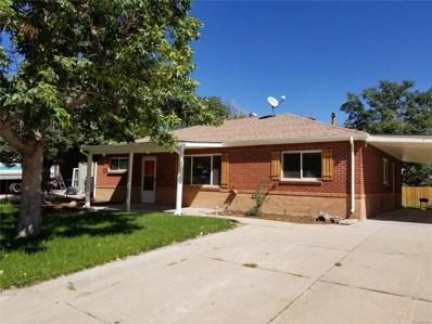 9160 High Street, Thornton, CO 80229 - MLS#: 8950866