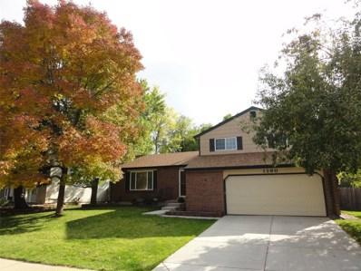 1260 E Jamison Avenue, Centennial, CO 80122 - MLS#: 8950988