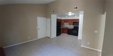 4899 S Dudley Street UNIT A21, Littleton, CO 80123 - MLS#: 8951482
