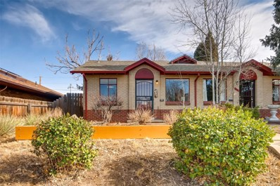 3782 Osceola Street, Denver, CO 80212 - MLS#: 8952244